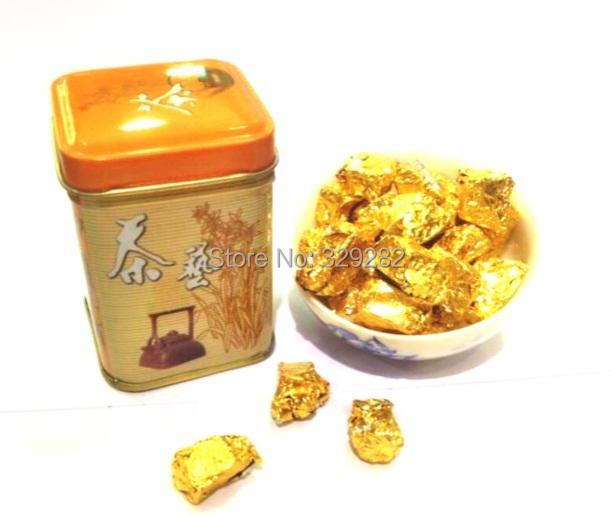 Gift boxes Package Ripe Puerh tea cream balls puer Cha Gao balls pu er tea chagao
