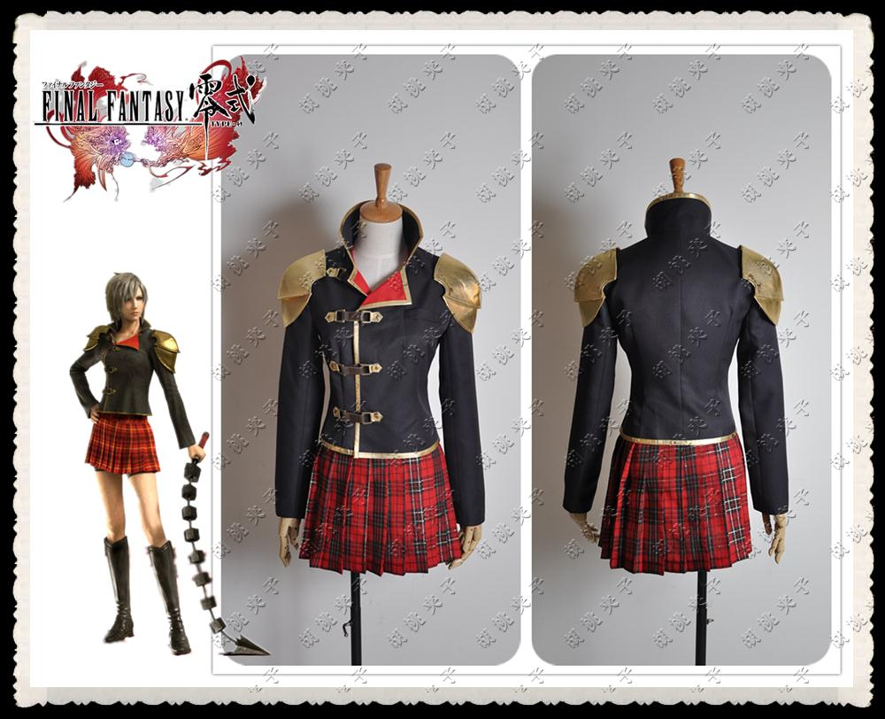 The new 2014 package mail  FINAL FANTASY cosplay Seven COSPLAYОдежда и ак�е��уары<br><br><br>Aliexpress