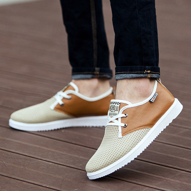 When it comes to a hot-weather shoes, these have it right in the title. Originally made for British soldiers in the desert, the desert boot is a menswear stalwart that can be dressed up or down.