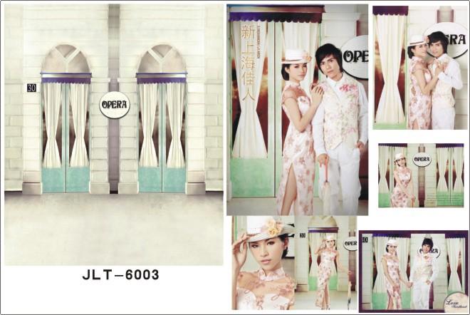 300*500cm  Vinyl Muslin Photography Backdrops Prop  Wedding Dress  Background JLT-6003<br><br>Aliexpress