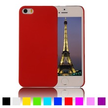 For Apple iPhone 5 Case Anti-skid Hard Coque For iPhone 5 iphone 5s Case Matte Plastic Phone Back Protective For iphone SE Cover(China (Mainland))