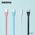 REMAX 1M PVC Quick Charge Fast Charging Phone Clear Sync Data Cable 8pin 8 pin Metal