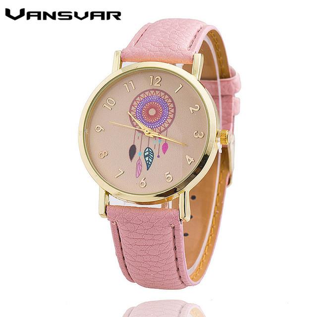 Zegarek damski łapacz snów stylowy różne kolory