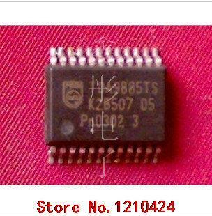 new [ TDA9885TS ] SSOP-24 package I2C bus control chip IF-PLL demodulator(China (Mainland))