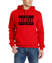 Buy New Explicit Content Parental Advisory sweatshirt Men long Sleeve Hip Hop Man 2017 new fashipon funny hoodies brand tracksuit for $12.15 in AliExpress store