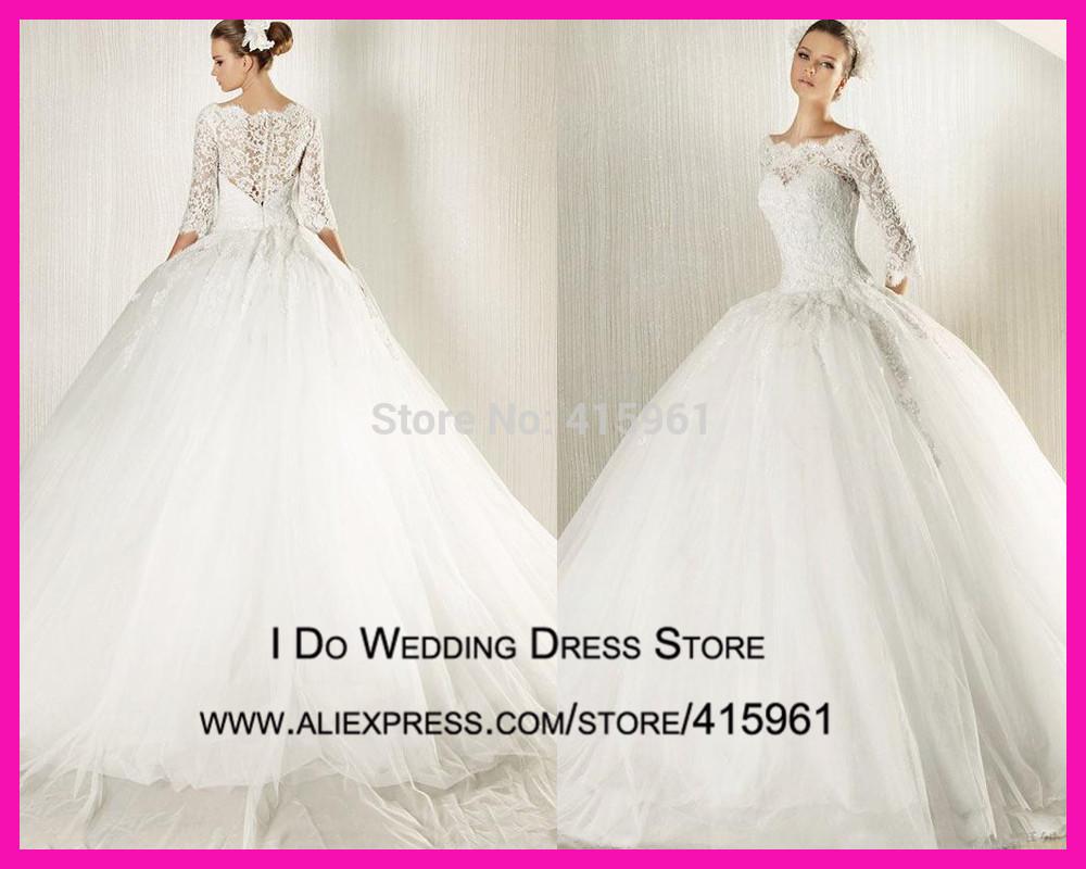 Vestidos de novia Lds