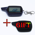 Russian version Twage B6 LCD Remote for starline B6 car remote controller two way car alarm