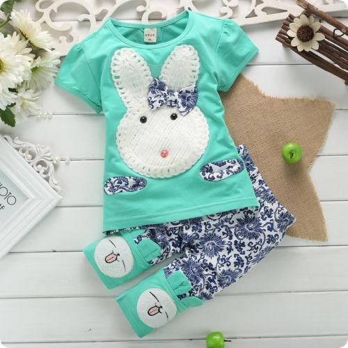 Комплект одежды для девочек N 2PC + 1/4y носки для девочек yrdhk 5 1 4y