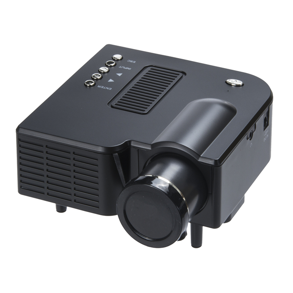 high quality digital uc28 portable mini projector