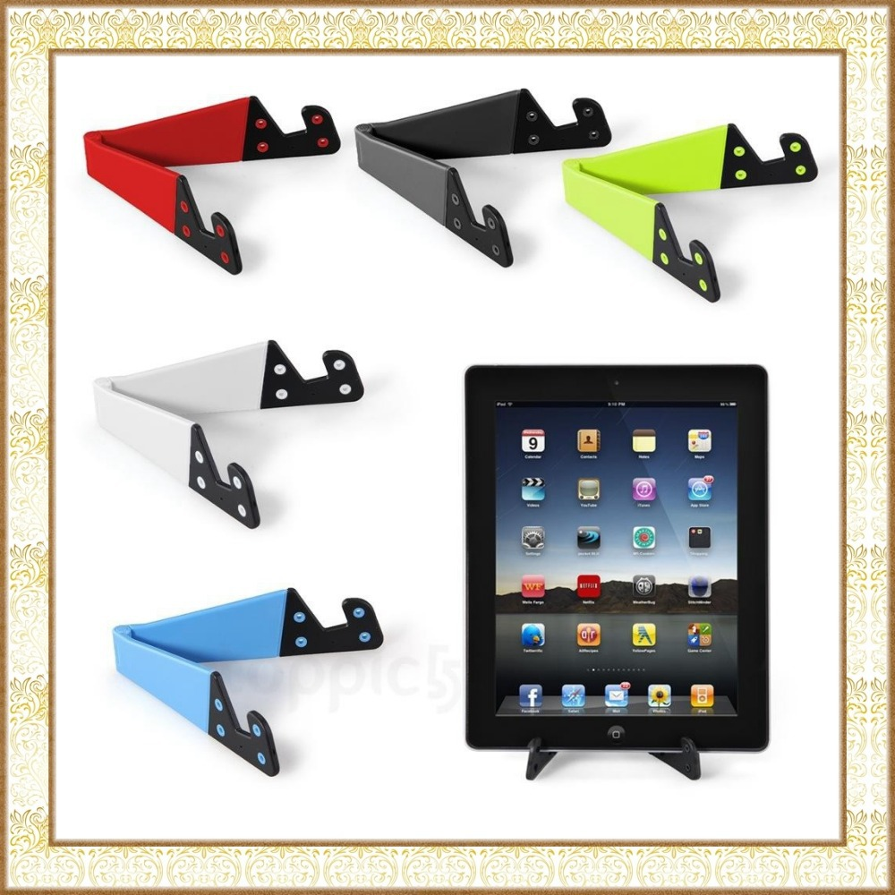Universal Foldable Mobile Cell Phone Tablet PC Stand Holder Mount iPhone 5 5S 6 Plus iPad iPod Samsung HTC Nokia Sony - Sunny's Store Online store