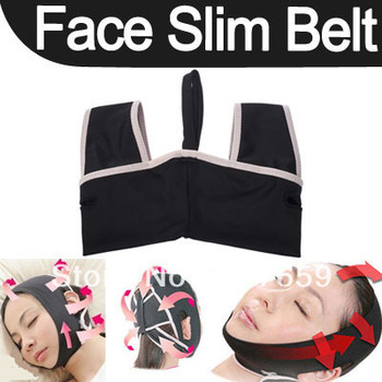 10pcs Face Lift Up Belt Sleeping Face-Lift Mask Massage Slimming Face Shaper Relaxation Facial Slimming Bandage