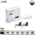 2016 new wireless surveillance cameras 2 Kit 720p wifi ip camera kit supports Plug and Play