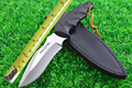 8cr13mov Steel Survival Hunting Knives Full Tang Fixed Blade Knife Antiskid G10 Handle Knife Collection 198