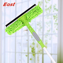 EAST Chenille Window Glass Squeegee high quality  Scraper Rubber for home cleaning cleaner housekeeper(China (Mainland))