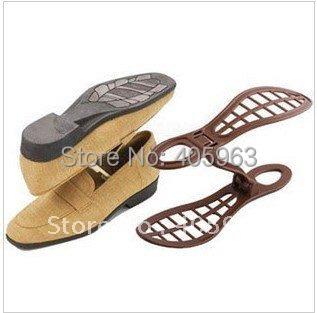Fashion shoe save Plastic Shoe Storage holder rack shelf storage dropship