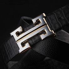 Buy New Designer Famous Brand Luxury Belts Men Women Belts Female Waist Strap genuine Leather Alloy Buckle Belt ceinture femme for $17.18 in AliExpress store