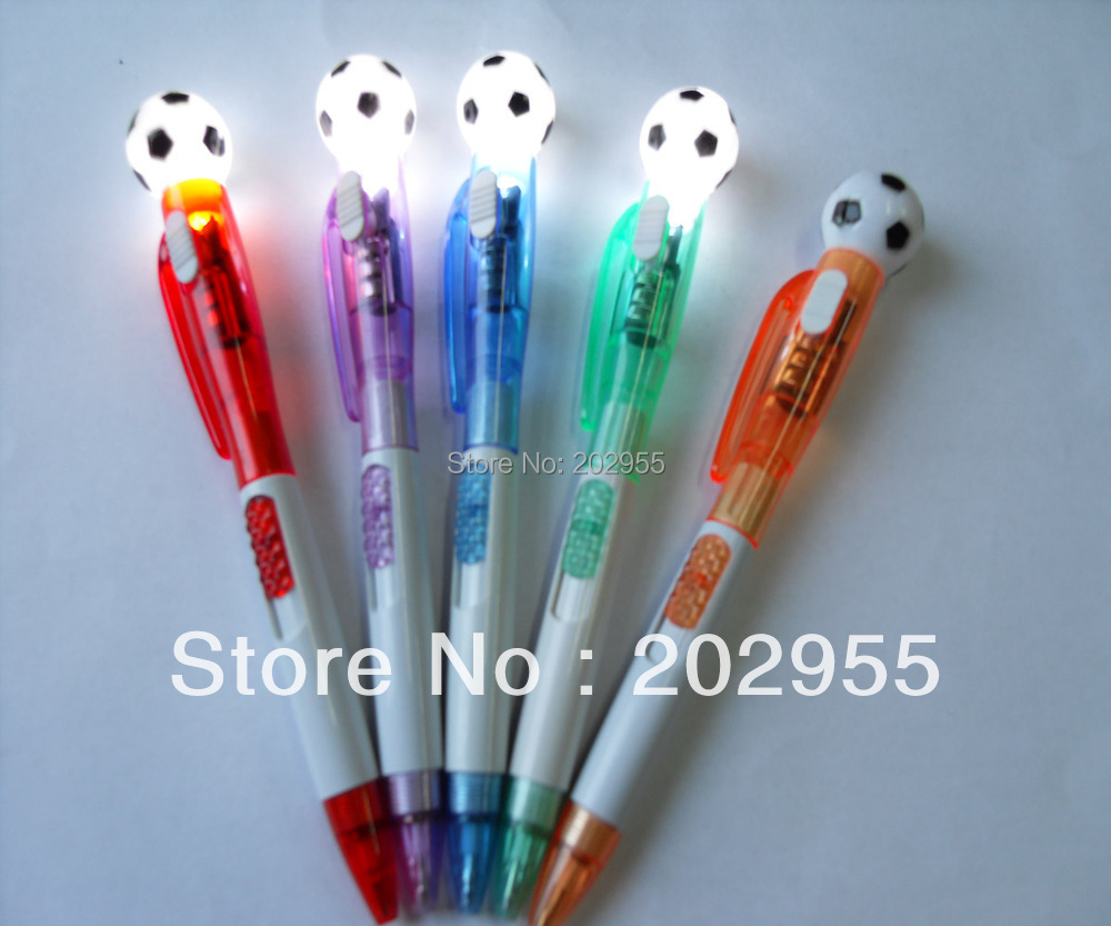 gros sport football promotionnel cadeau stylo stylo lumi 232 re 100 livraison logo imprim 233 et