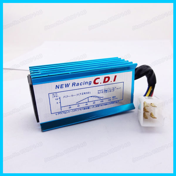 Racing CDI Box 5 pins For 50cc 110cc 125cc Quad ATV motorcycle Pit Dirt Bikes Moped Scooter Go Karts(China (Mainland))