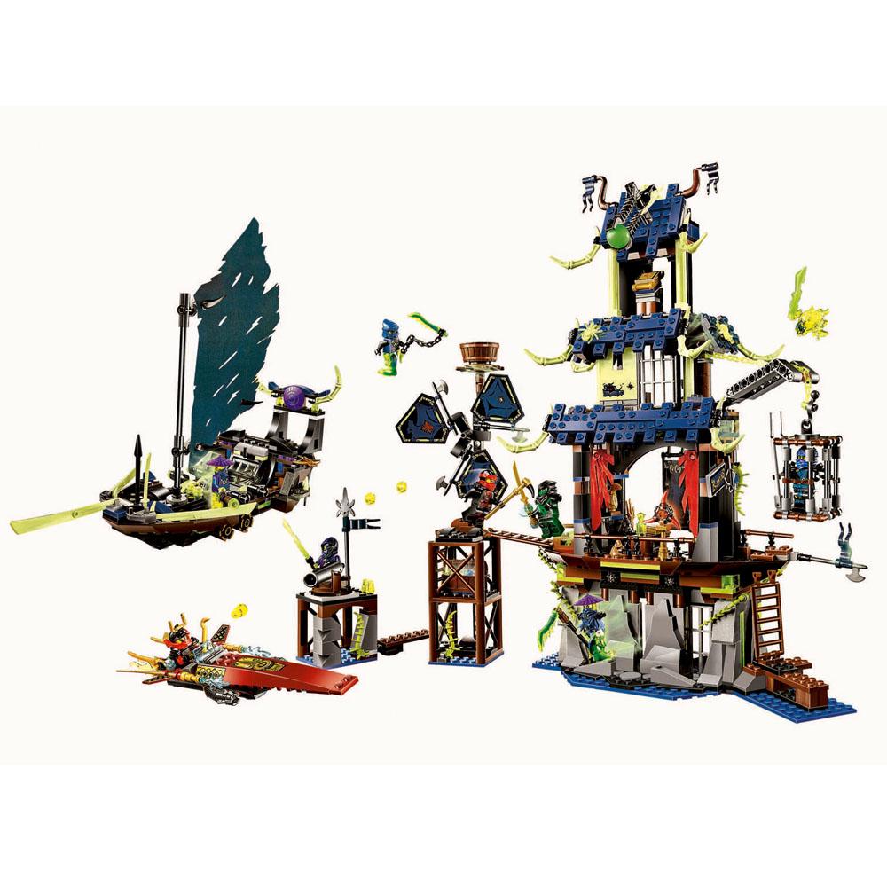 BELA 10401 City Ghost Building Blocks Brick Toys Minifigures Compatible  -  Popular  store
