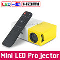 BYINTEK ML214 Home Theater Portable HDMI USB TF AV DC5V in LCD LED Mini Video Projector