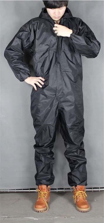 Fashion motorcycle raincoat Conjoined raincoatoveralls men and women fission rain suit7