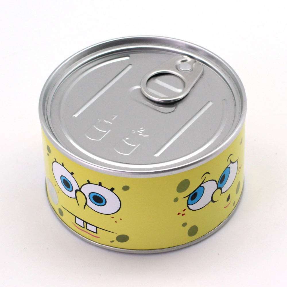 10 pieces/lot SpongeBob Zip-top can Creative condom sex products for safe sex, penis sleeve condoms for men sex toys CC-08<br><br>Aliexpress