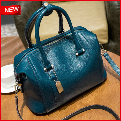 Фотография Free shipping Fashion 2016 candy color  leather one shoulder cross-body women