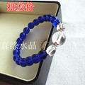 Blue transparent color woman personality fashion bracelets and bracelet Valentine s day party decorations Mother s