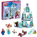 316pcs Dream Princess Elsa s Ice Castle Princess Anna Olaf Set Model Building Blocks Gifts Toys