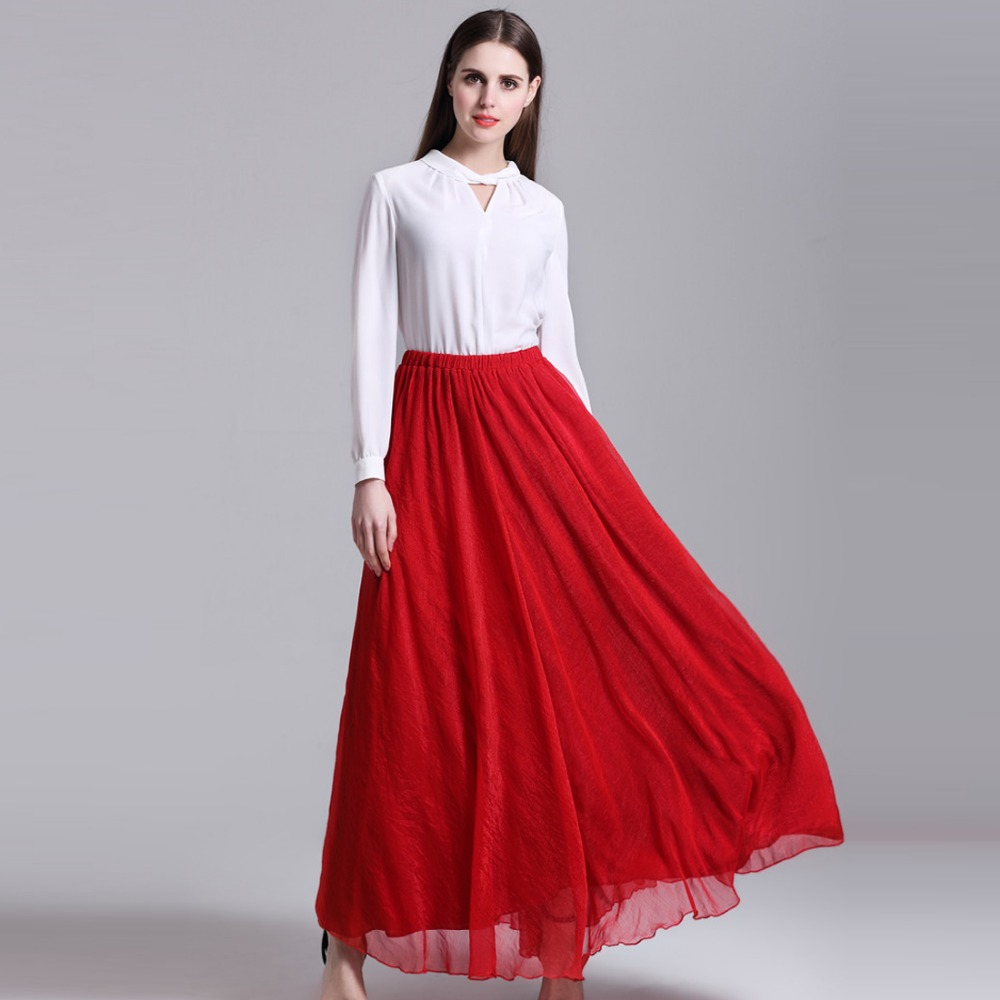 Unique Beautiful Long Skirt For Women Wear