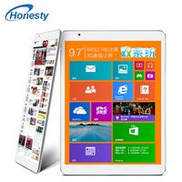 "9.7"" Teclast X98 Air 3G Dual Boot Intel Bay Trail-T Quad Core Tablet PC 2.16GHz Retina Screen 2GB 32GB/64GB Phone Call"