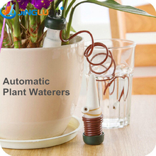 Free Shipping 2 Pcs Automatic Drip Waterer Spike Tender Houseplant Plant Indoor Watering System(China (Mainland))