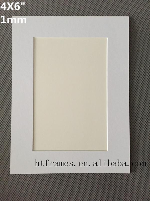 "20piecs Free shipping Acid free white photo mats unit to fit 4X6"" photo (with backing board)(China (Mainland))"