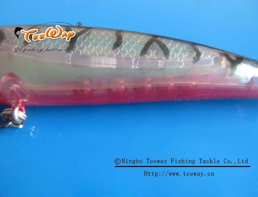 хот продажи, Рыбалка приманки жесткий приманки рыбалка для 11 см / 13g minnow рыбалка приманка для рыболовных снастей