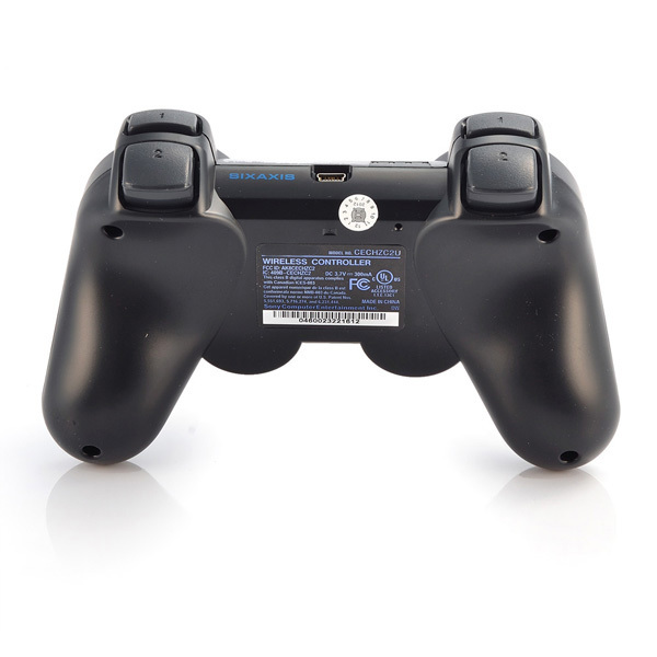 Wireless Bluetooth Game Controller SIXAXIS Joysticks dualshock3 Controller For Sony PS3 Controller for PS3 Playstation3 Black(China (Mainland))