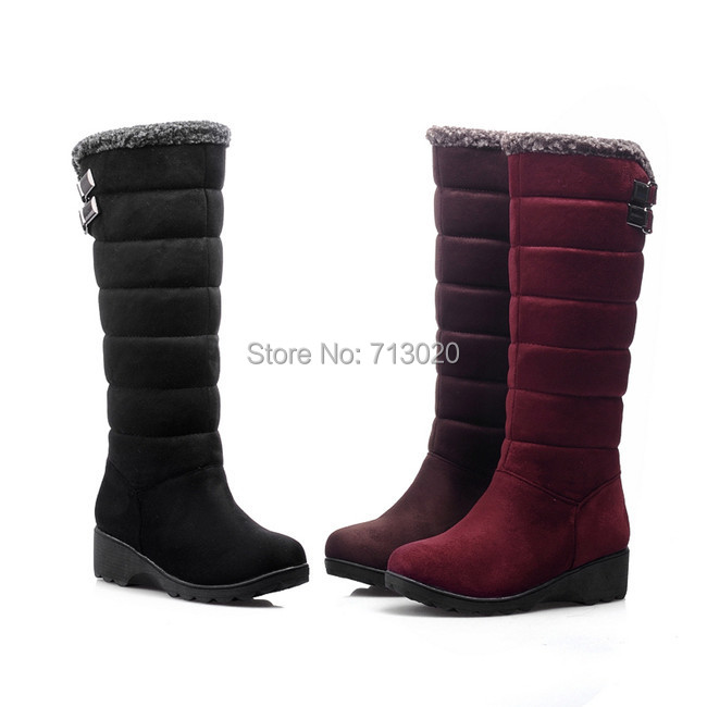 Warmest women's snow boots – Modern fashion jacket photo blog