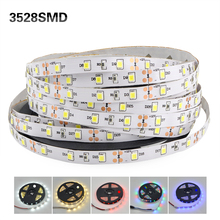 5M Super bright 3528 SMD DC 12V Non-waterproof Flexible LED Strip light 300LEDs LED String For Ceiling Bar Counter Cabinet Light(China (Mainland))