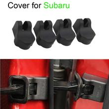 Car styling Door Check Arm Protection Cover Subaru Forester Outback Legacy Impreza XV BRZ Tribeca - Auto Car's Life store