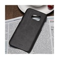 MOFI cases for Galaxy S 7 Hard Phone Bag PU Leather Coated Hard PC Case for