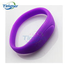 100 real capacity colorful bracelet wrist band USB Flash drive silicone USB Stick Pen Drive 4GB