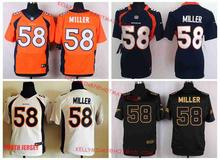 100% Stitiched,Denver Broncos,Von Miller for mens and womens,youth()