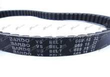 Bando CVT Belt 669 18 30 FIT FOR GY6 50CC 139QMB SCOOTER Drive Belts For Motorbike