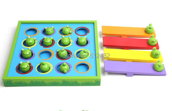 Board Games With Animals Animal Frog Board Game