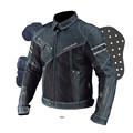 Brand New 2016 Komine JK 006 Motorcycle Jacket Breathable Mesh Riding Racing Denim Jacket with protector