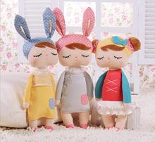 Angela rabbit dolls  34cm baby plush toy doll sweet cute lovely stuffed toys Dolls for kids girls Birthday/Christmas Gift