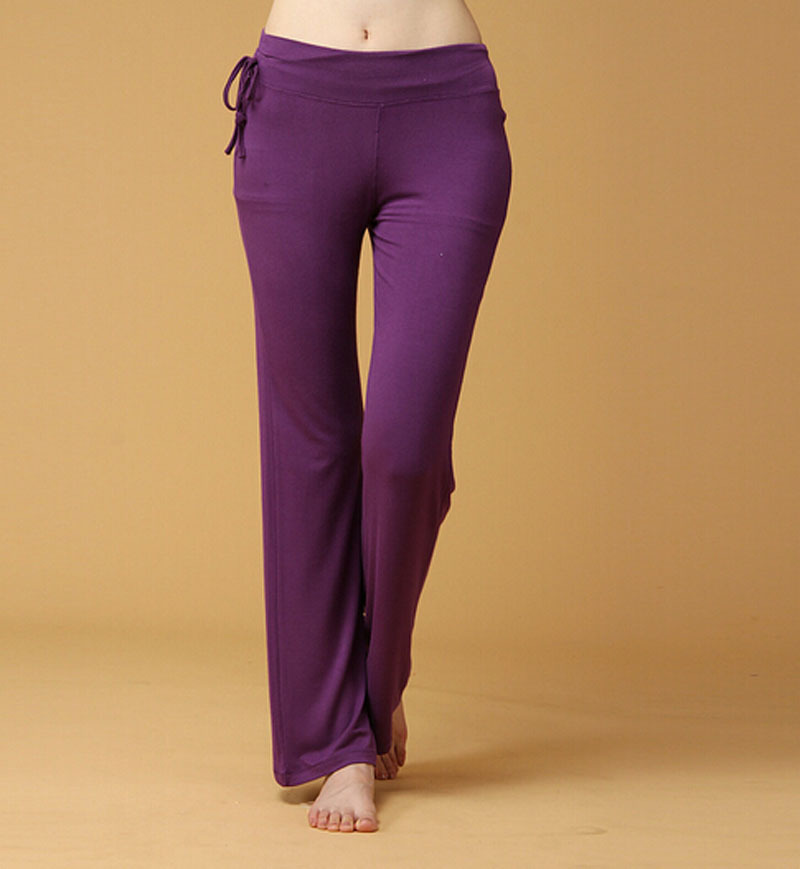 loose cotton yoga pants - Pi Pants
