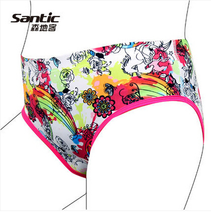 ! Santic Genuine Cycling Underwear Breathable Quickable 3D Padded Bike/Bicycle Shorts Outdoor clothing - Sunshine riding store