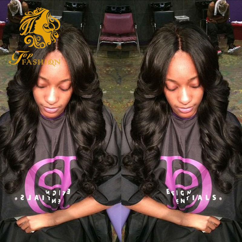 4 Bundles Brazilian Body Wave Virgin Hair Cheap Human Extensions Tangle Wet Wavy Weave - Top Fashion Products Company store