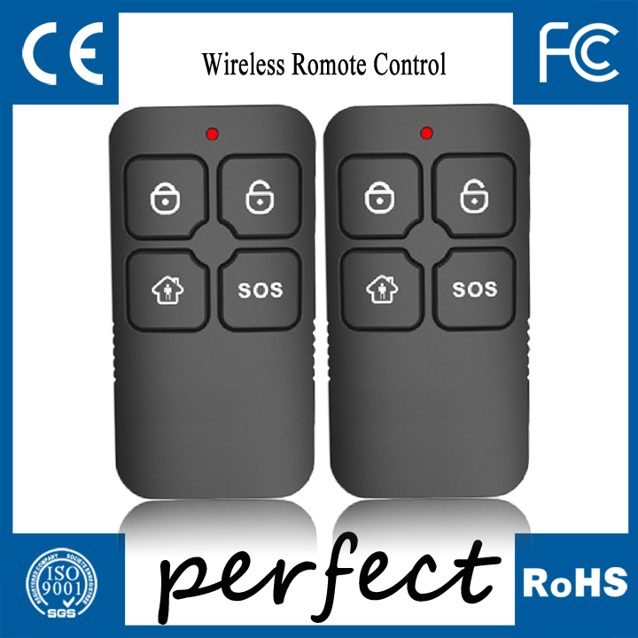 433MHz  Wireless Remote Control key for our Home Alarm Systems