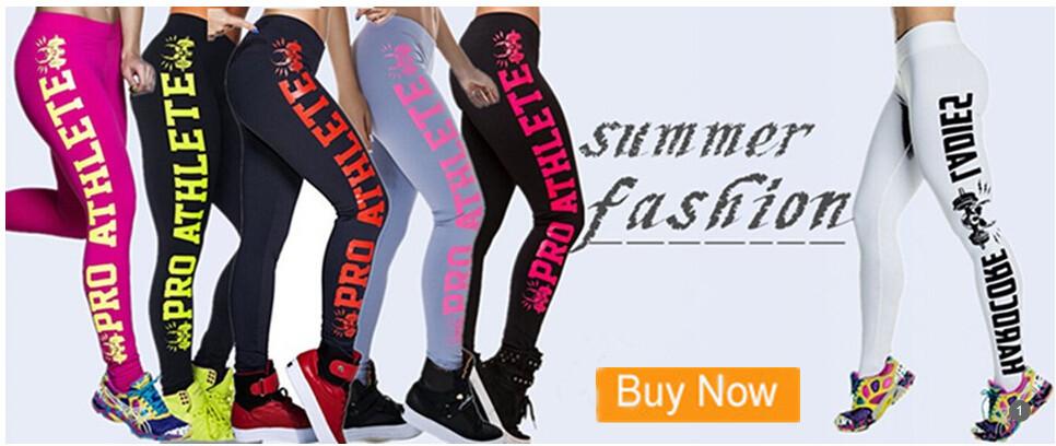 HuMore  Gothic Женщины Sport Leggings For Yuga Running Fitness CloТонкийg Gym Leggings ...